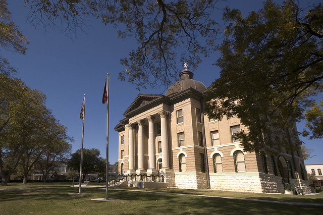 Hays County Courthouse Grounds