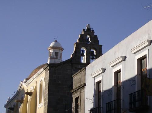 Iglesias de Puebla.
