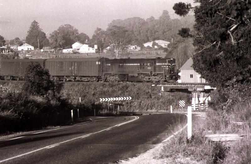 45 Class Alco Warrell Creek by Warren