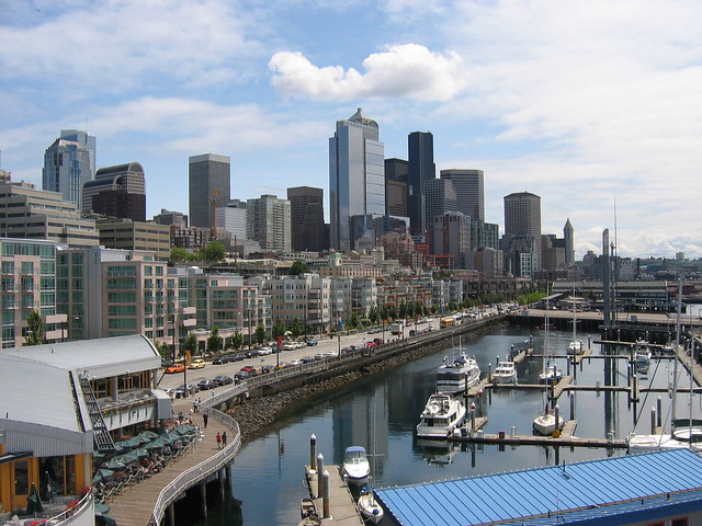 Downtown and Docks