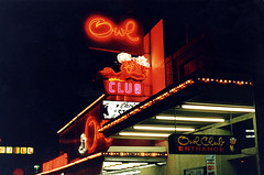 Owl Club, 1995 | by Roadsidepictures