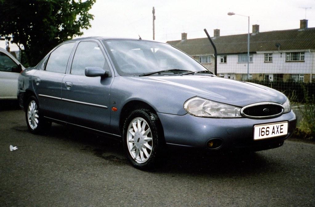 1998 Ford Mondeo 2 5 Ghia X