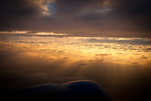 morning travel sky clouds sunrise skåne spain sweden aircraft engine sverige 2010 f40 dmclx3 ¹⁄₈₀₀sek