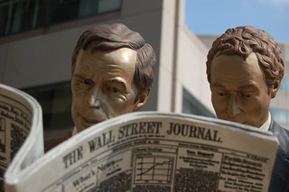 The Wall Street Journal   by Adrian MB