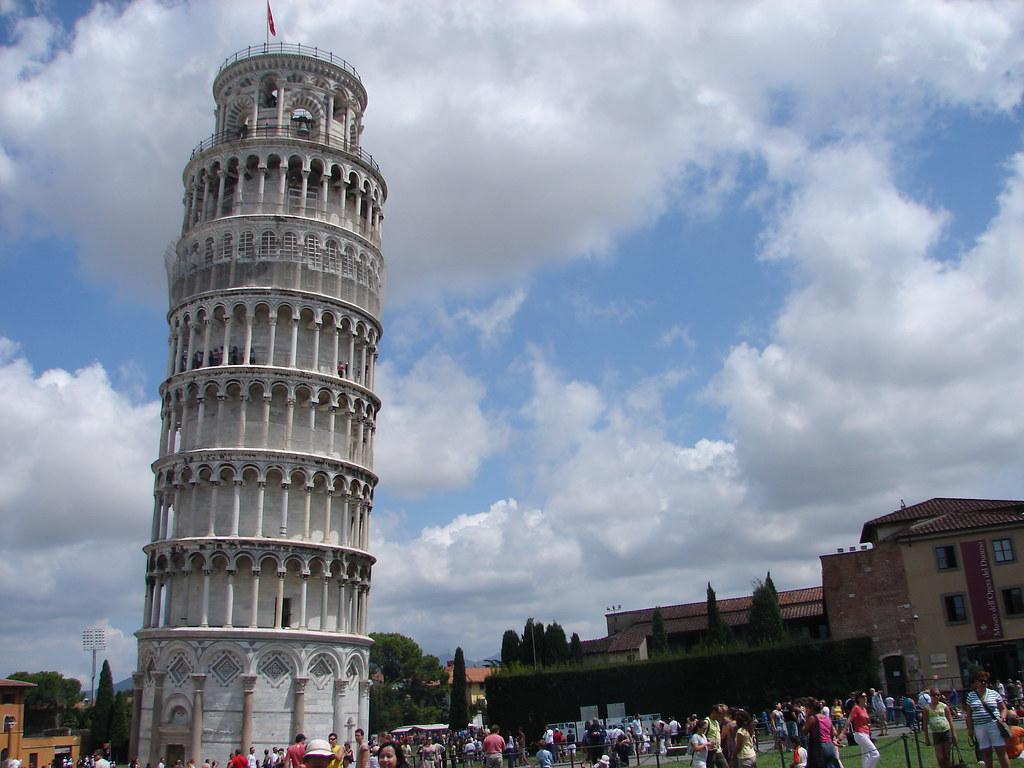 foto de Torre de Pizza falconpr75 Flickr