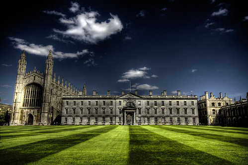 The college of kings | by -milky joe-