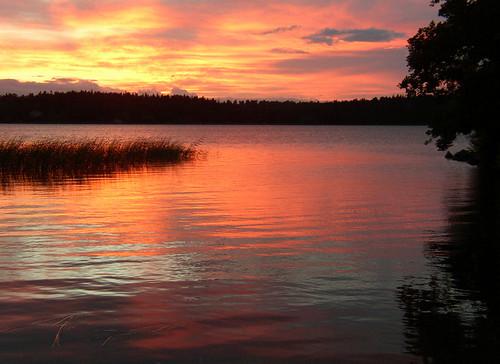 sunset 27 july | by Per Ola Wiberg ~ Powi