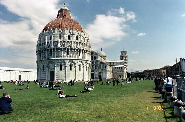 Pisa in Person
