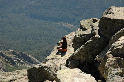 Meditating   by jakub_hla