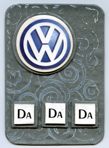 VW Artist Trading Card | by CraftyGoat