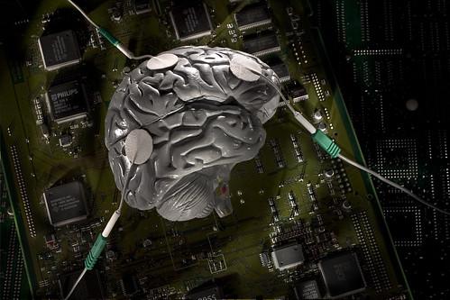 brain v.1 | by .:Amy:.