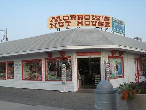 Morrow's Nut House - Cape May Boardwalk | by wonky1971
