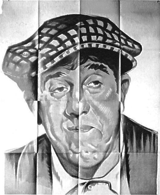 1937 Michel Simon  Harfon