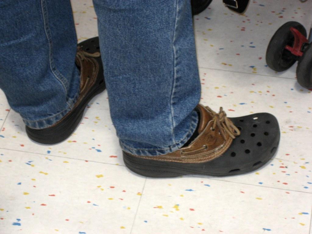 Ugliest crocs ever