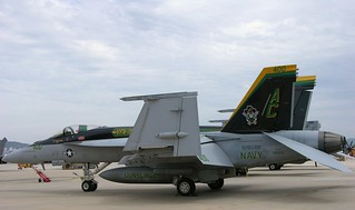 166650 AC-400 F/A-18E VFA-105 | by Jerry Gunner
