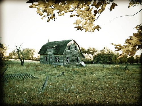 Manitoulin Island Ghost House