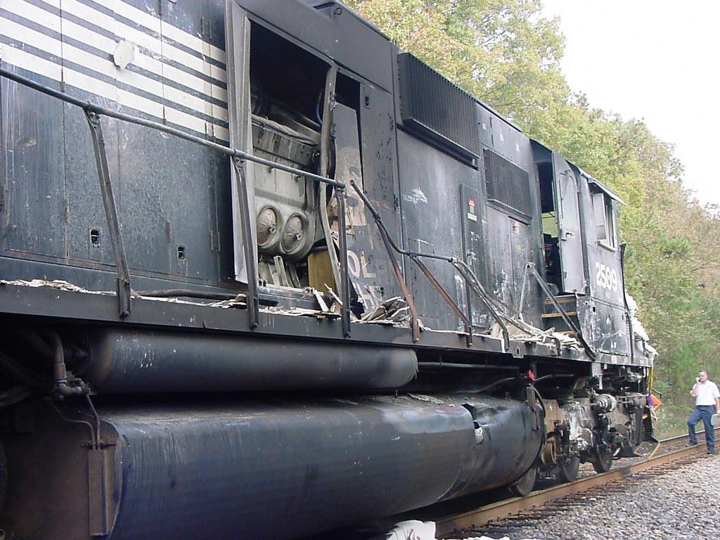Damage to Engine