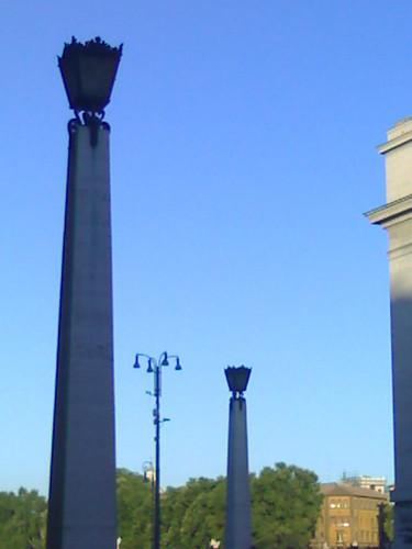 Il cielo di Roma (da via della conciliazione)   by Air Force One