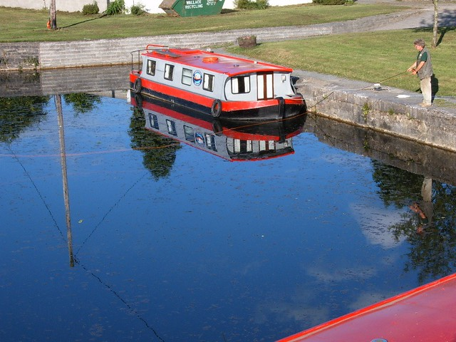 canal barge | daniel | Flickr