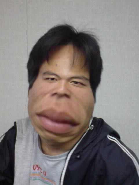 Face Warp 2