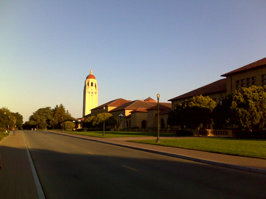 Stanford_US_University_emtpy_campus