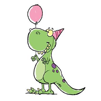 Dino Party- bobostromstudio.com