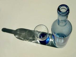 bouteille-et-verre-(2) | by dartemis
