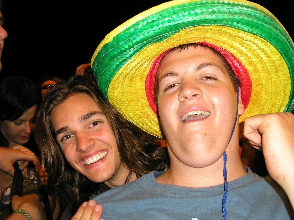 random spanish guy & david | benicassim, spain / 2005 fib in… | Flickr