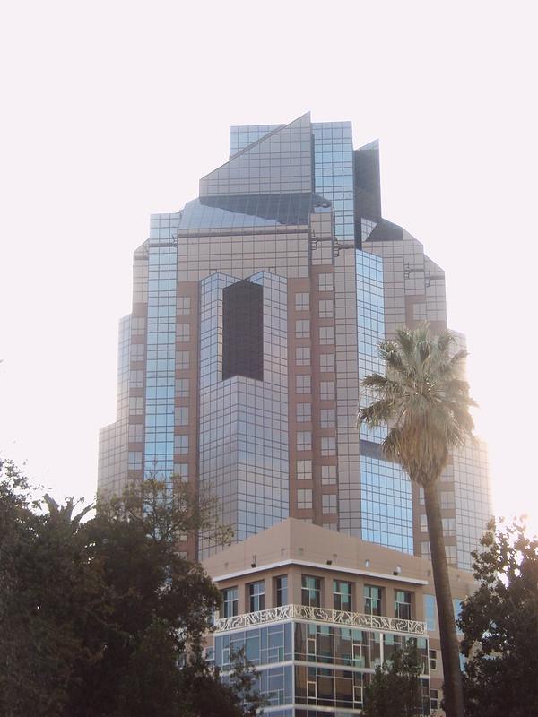 Wolkenkrabber in Sacramento