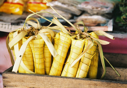 Suman at a local roadside stand | by spunkygamine