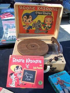 Rootie Kazootie Fono-Rootie