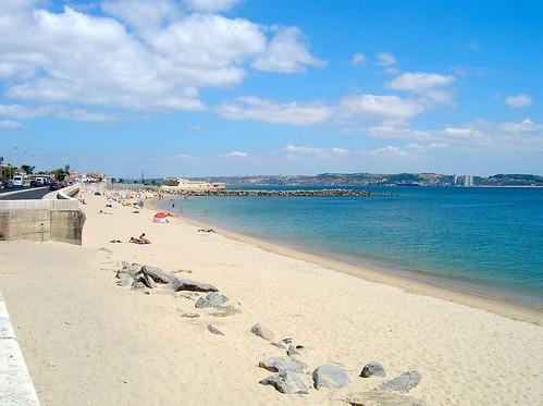 Praia de Caxias - Portugal   by Portuguese_eyes