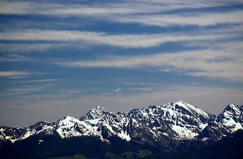 sky terrain mountain snow broken rock clouds rockies colorado pentax peak summit beavercreek range gorerange k100d