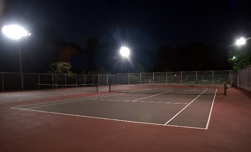 Atlanta Tennis Courts Frankie Allen | by Fitness With Jeff Atlanta