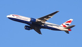 British Airways Boeing  777 | by michal818