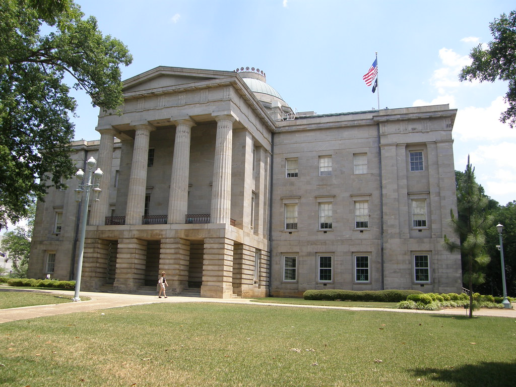 Image result for north carolina state capitol