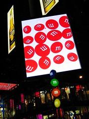 M&Ms Illuminated