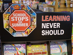 School Stops for Summer: Learning Never Should! | by Wesley Fryer