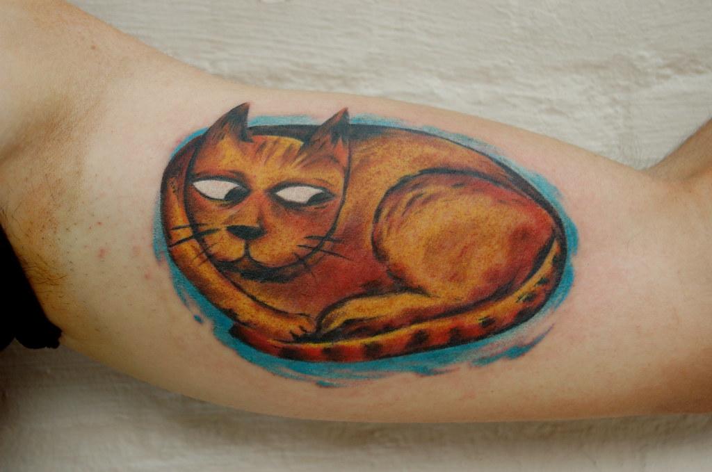 neil blender cat | Kat Marie Moya | Flickr