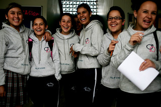 High school students in La Ceja | by World Bank Photo Collection
