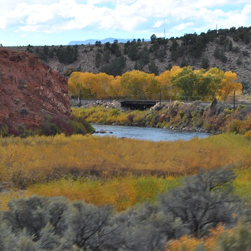 Red Canyon Colorado From California Zephyr | by Loco Steve