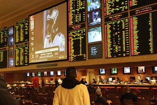Sports Betting at a Las Vegas Casino | by G0SUB