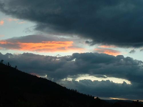 sunset romania moldavia brusturoasa