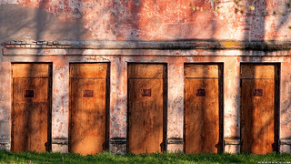 Choose the right door | by arbaev