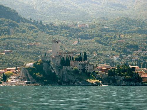 Malcesine Castle (13/07/2007)