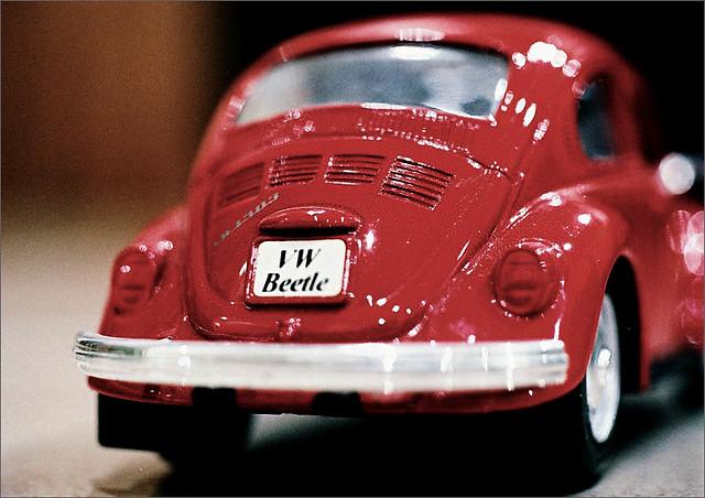 VW Earthmetal diecast