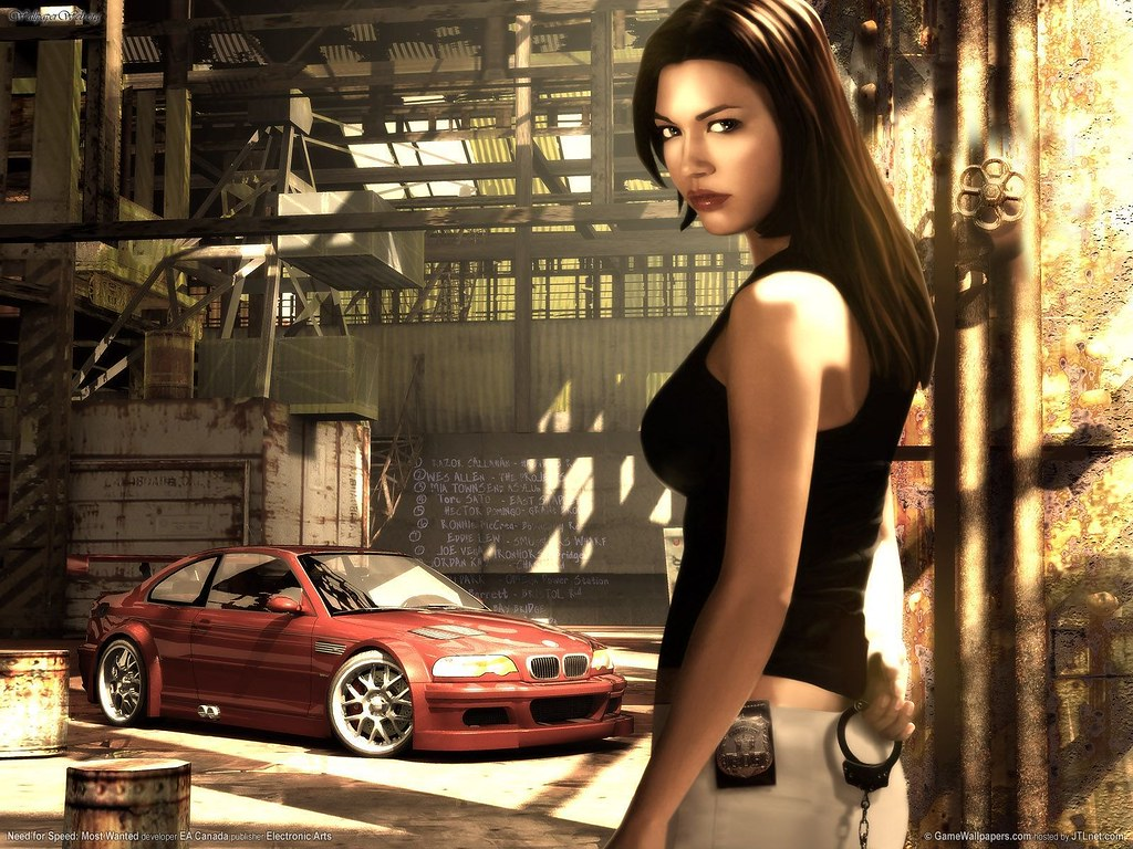 Need For Speed Most Wanted Wallpaper Darklittleangel Flickr