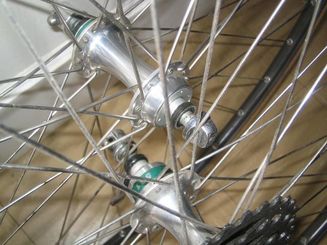 650c Wheelset