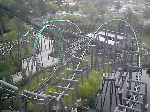 Borg Assimilator at Carowinds(This ride ROCKS) | Dcfc0152 Jp