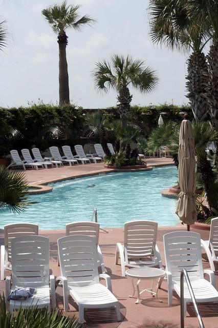 Hotel Galvez Pool